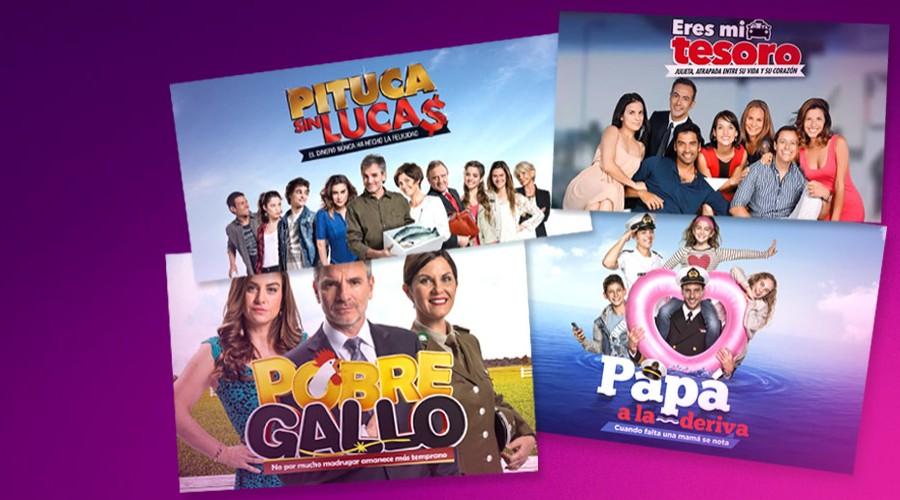 TRIVIA: ¿Eres un fanático de las teleseries de Mega? - Mega