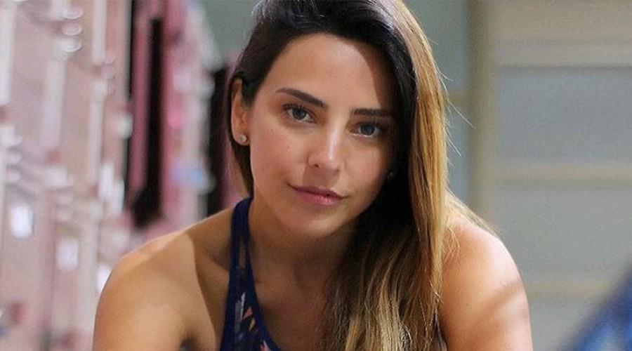 Daniela Castillo Comparti U00f3 Foto En Bikini Desde El Caribe