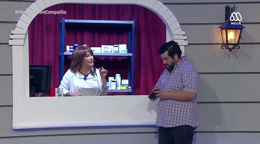 El elenco de El Muro retrató la realidad de los remedios en Chile con la Farmacia Hurtado