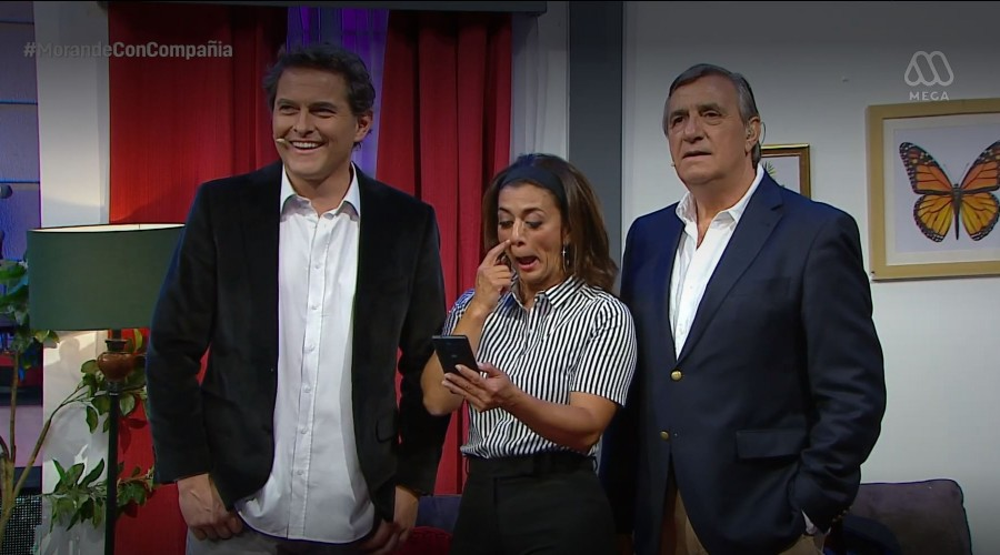 Sebastián Jiménez volvió a Morandé con Compañía