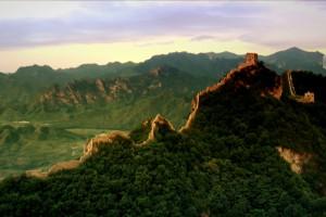 Selección Internacional: Nicolás Oyarzún recorrió la sorprendente muralla china