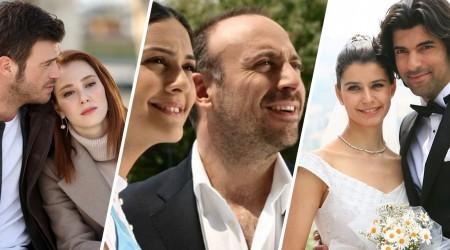 [Votación] ¿Cuál es tu pareja favorita de las teleseries turcas y brasileñas de Mega?