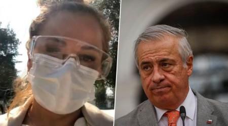 Mensajes de WhatsApp entre Piñera y diputado Lavín: Analizan tensión entre Mañalich y Cathy Barriga