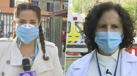 Primer niño fallecido por Covid-19 en Chile: Lo contagió una visita en hospital