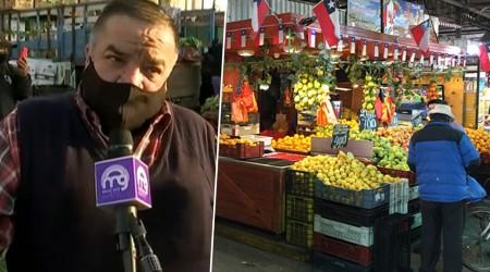 Cuarentena: La Vega dejará de atender público y sólo funcionará para comerciantes