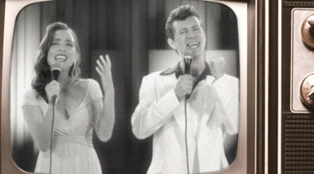 """Jimmy y Nancy cantaron """"La Felicidad"""" en el Festival de Viña"""