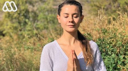 Yoga con Marita García: Técnicas para una respiración balanceada