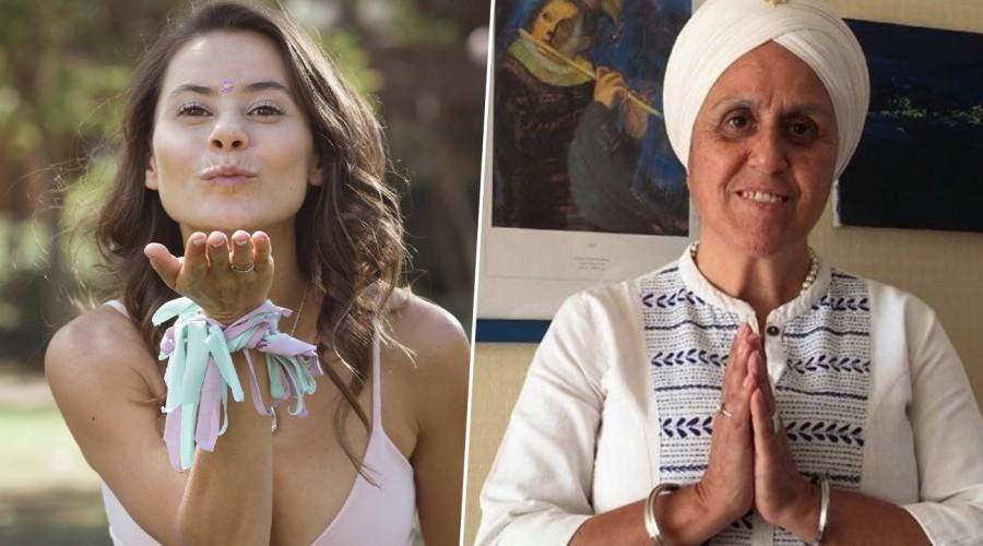 """Semana de yoga en familia: Marita García y Prabhunam Kaur enseñan técnicas sobre """"niñez y pandemia"""""""