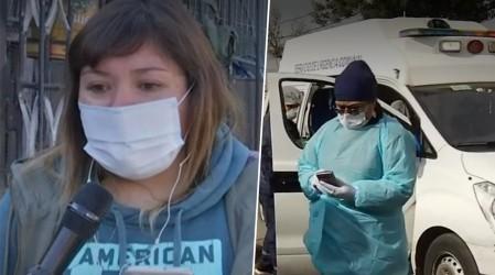 Nieta de abuelitos con Covid-19 denuncia que no los reciben en residencia sanitaria