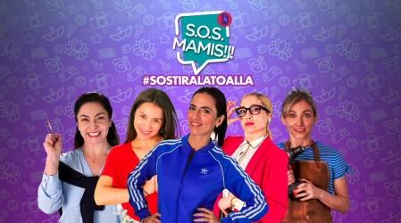 """Mándanos tu video #SOSTiraLaToalla y sé parte de las populares """"SOS Mamis"""""""