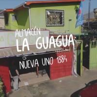 """Mariana le dio una inyección de energía al almacén """"La Guagua"""" en Independencia"""