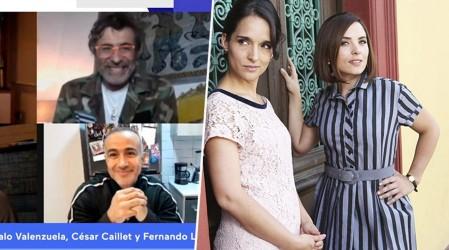 """""""Teníamos subtítulos en inglés"""": César Caillet habló del fenómeno que causó Barcedes en PNP"""