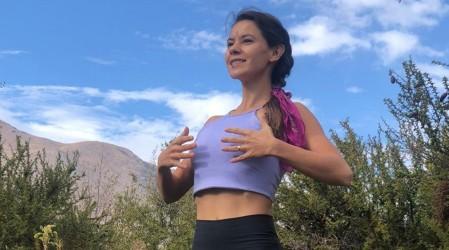 Última clase de yoga con Marita García: Hoy ejercicio simple de meditación guiada