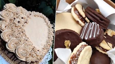 Desde pie de limón hasta galletas personalizadas: Los nuevos emprendimientos dulces destacados en Mega