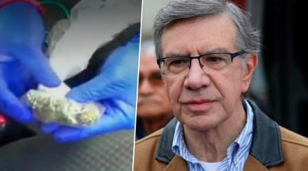 Alcalde Lavín denuncia delivery de drogas y ladroes disfrazados de repartidores