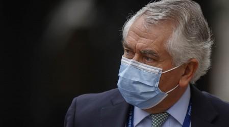 """Ministro Paris y 23 días de mejoría: """"No significa dejar de cumplir las medidas"""""""