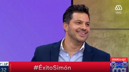 #ÉxitoSimón: Seguidores de Mucho Gusto celebraron la llegada del periodista al estudio de Mucho Gusto