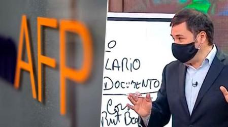 ¿Cómo solicitar el 10% de tus fondos en AFP? Roberto Saa lo explica en MG
