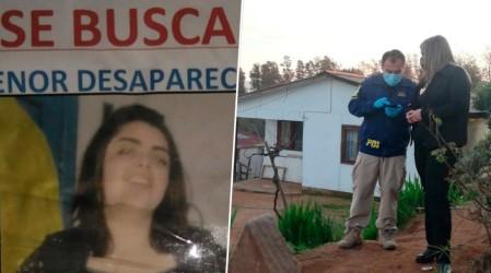 Caso Ámbar: PDI confirmó el hallazgo de prendas con sangre en la vivienda de la madre de la joven
