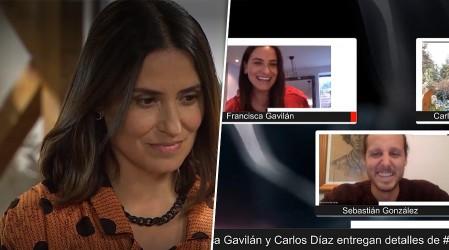Francisca Gavilán y lo que le dicen en la calle sobre Eliana