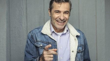 Fernando Larraín contó cómo se rompió la nariz grabando en 100 Días Para Enamorarse