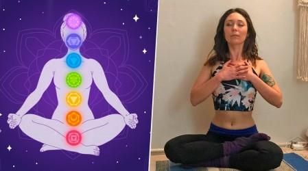 Posturas de yoga para activar el chakra corazón