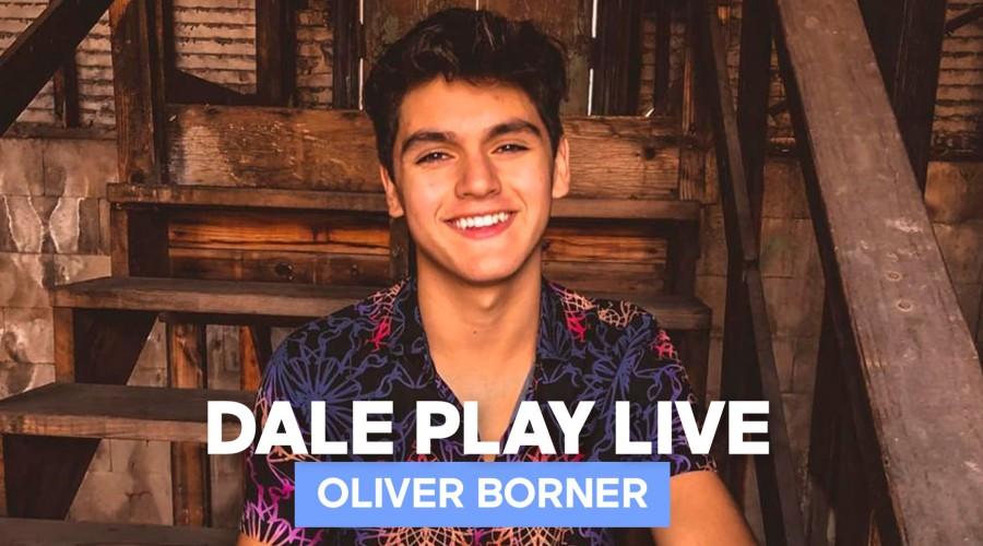 """#DalePlayLive: Oliver Borner jugó y contestó el """"Tag de las canciones"""""""