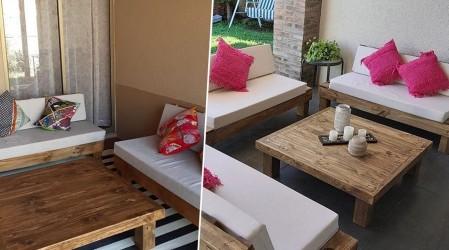 """Emprendedores Mega: """"Terraza con Estilo"""" ofrece diseños únicos para crear espacios en exterior"""