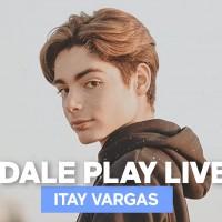 Itay Vargas jugó y conversó en vivo con nosotros en #DalePlayLive