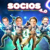 """¡El cuarteto de """"Socios"""" será parte de la Living Fonda 2020!"""