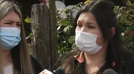 """Hermana de Sara Muñoz: """"Nadie de mi familia conoce al sospechoso del crimen"""""""