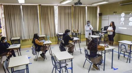 Estos son los cinco primeros colegios que volverán a clases en octubre