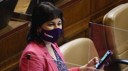 Segundo retiro 10%: Diputada Carolina Marzán también apoya la iniciativa