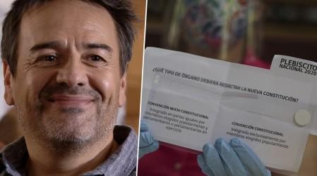 Apruebo vs Rechazo: Claudio Arredondo debatió sobre su opción a 3 días del Plebiscito