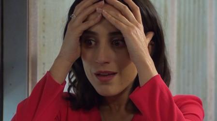 Rocío descubrió que Marco y Eliana eran amantes