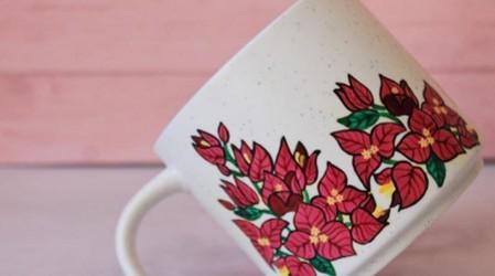 """Regala frases y diseños pintados a mano con el emprendimiento chileno """"Te doy mi letras"""""""
