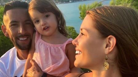 """""""Dale con todo"""": El tierno mensaje de aliento de Gala y su hija a Mauricio Isla"""