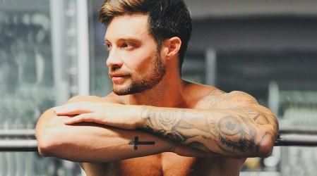 Igual de guapo: Conoce al hermano menor de Luis Mateucci