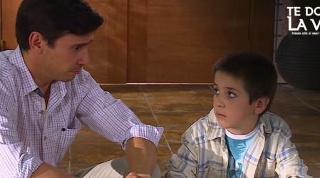 Emilio le ocultó la verdad a Nicolás