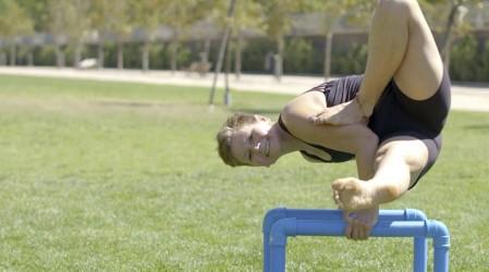 Mi causa, mi Mega: Charyl Barrios es instructora de yoga a sus 61 años