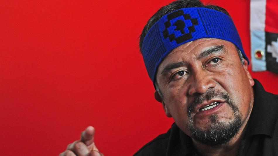 Llaitul contra Bachelet por caso Catrillanca: