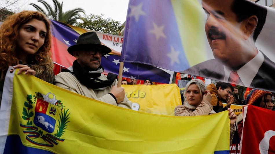 Crisis en Venezuela / Reuters.