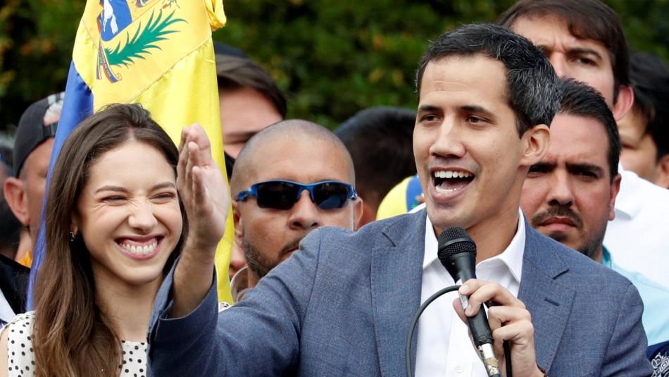 Juan Guaidó / Reuters.