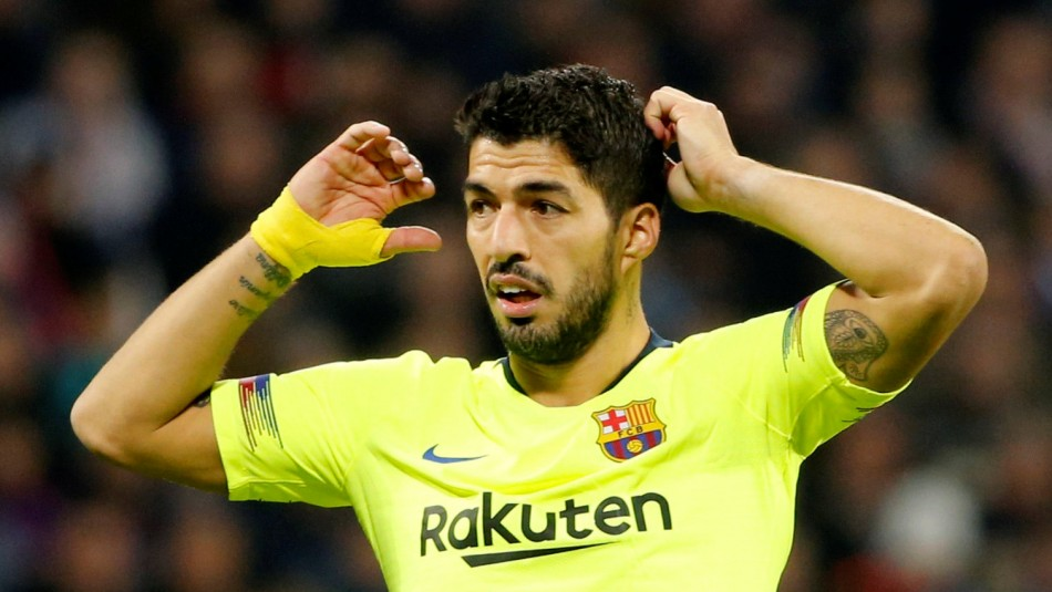 La 'maldición' goleadora que persigue a Luis Suárez en el Barcelona
