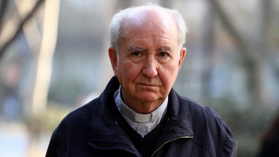 El cardenal emérito Francisco Javier Errázuriz. / AgenciaUno