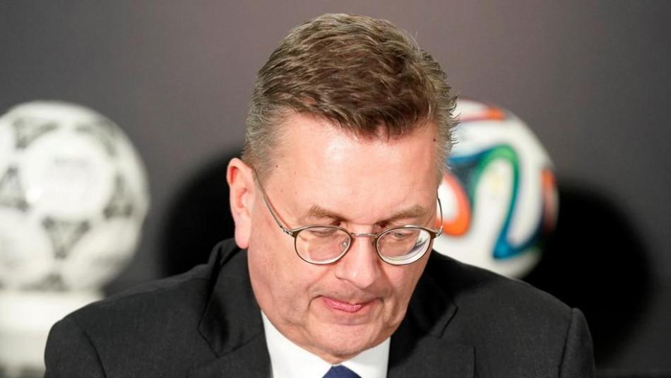 El timonel germano dejó su cargo. / Reuters