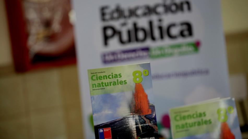 Textos escolares: FNE corrobora fallas del mercado y propone mejoras al sistema público de licitaciones