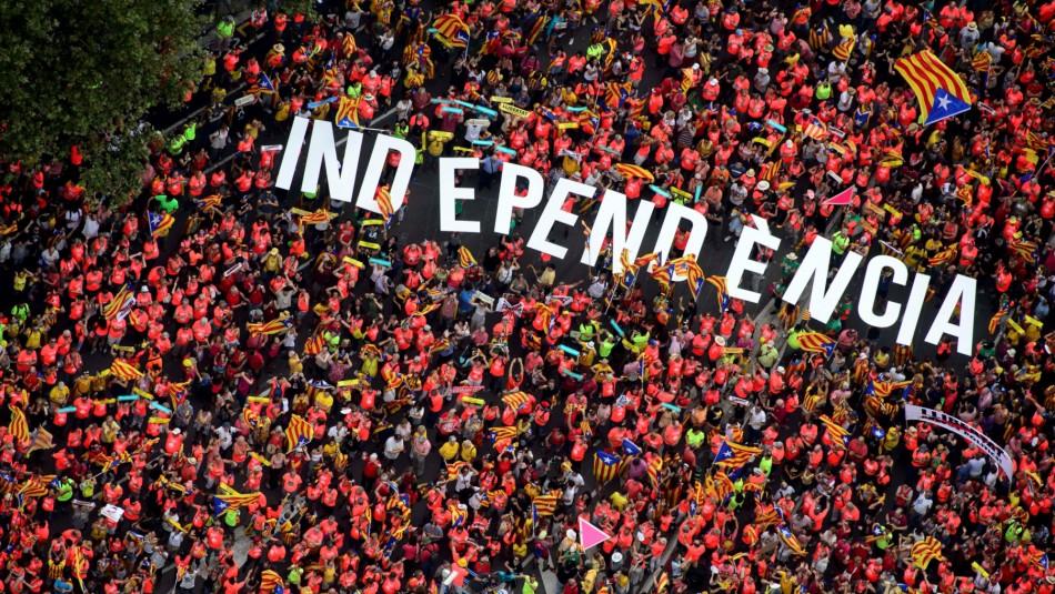 Presidente del gobierno español garantiza que no habrá independencia en Cataluña / Agencia AFP.