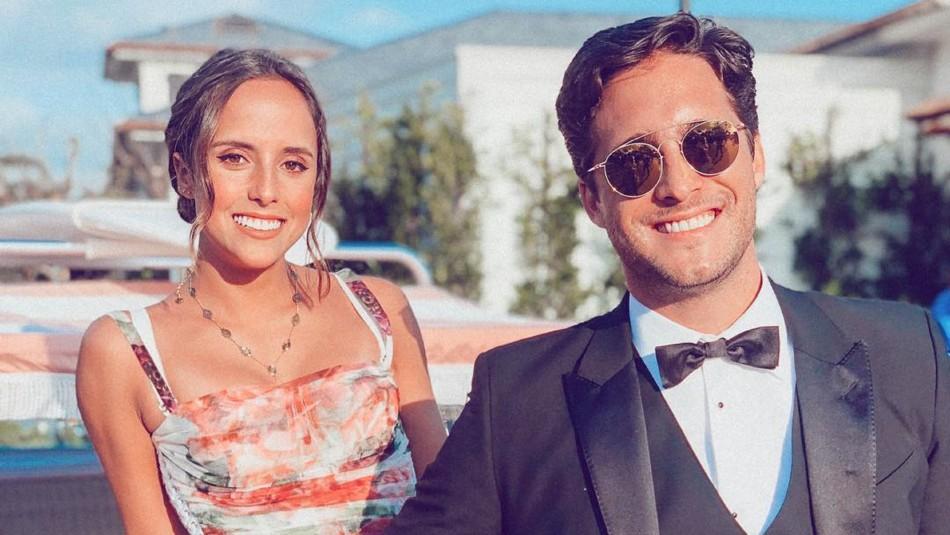 Natalia González y Diego Boneta / Instagram @nataliaboneta