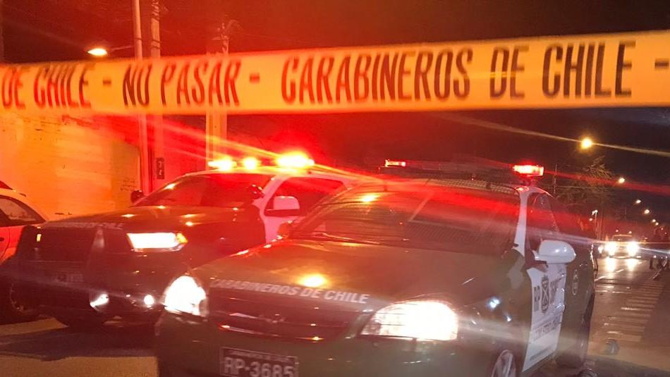 Adulto mayor fue víctima de violento portonazo mediante el método de la encerrona en Ñuñoa / Referencial Agencia UNO.